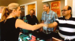 Jewelry-N-Loan Featured On Storage Wars