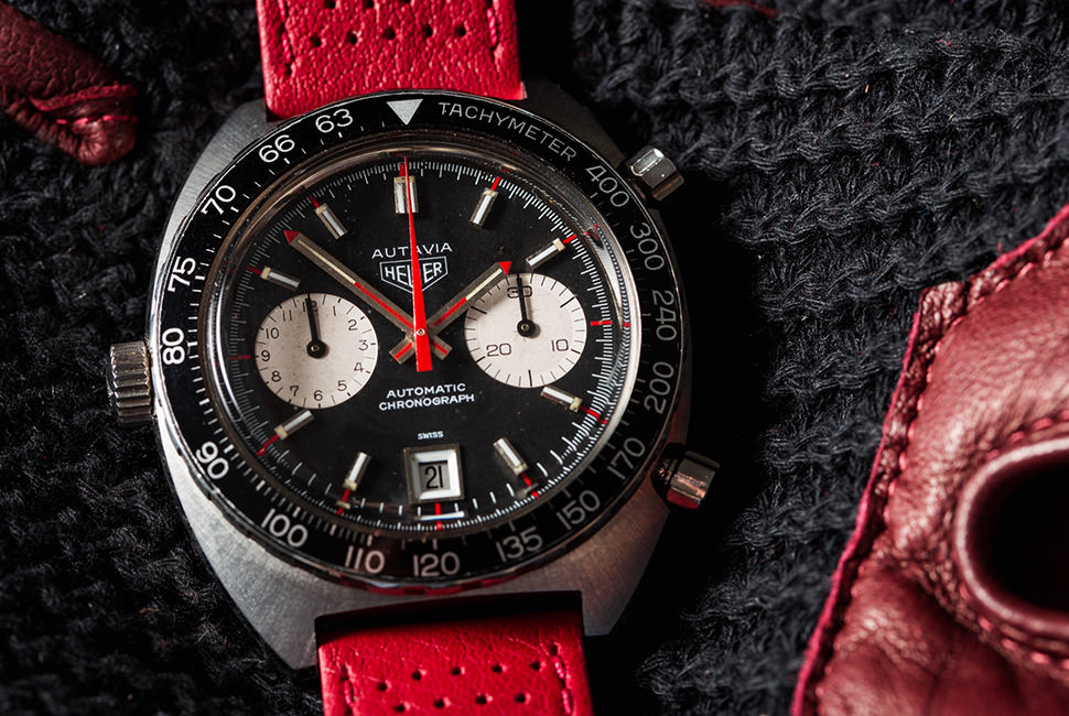 The Heuer Autavia Driver Kit