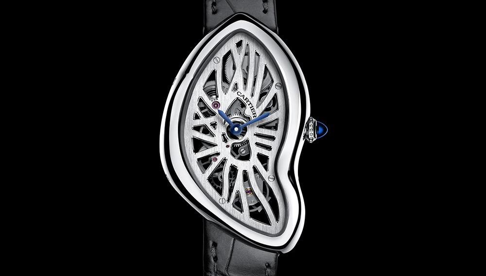 Cartier Revisits the Past with the Crash Skeleton