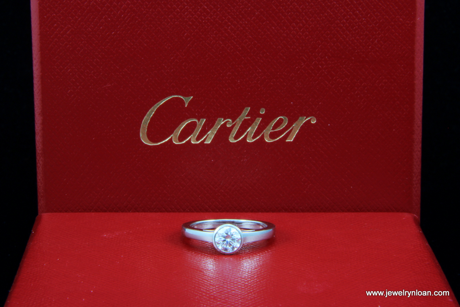 Cartier Engagement Ring Orange County