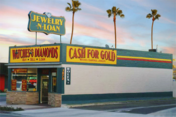 Orange County High-End Pawn Shop