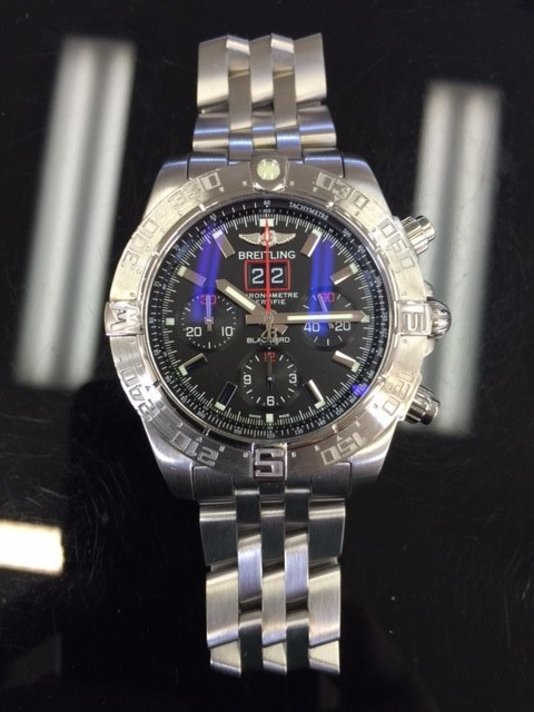 Breitling Blackbird Limited Edition - $4,200