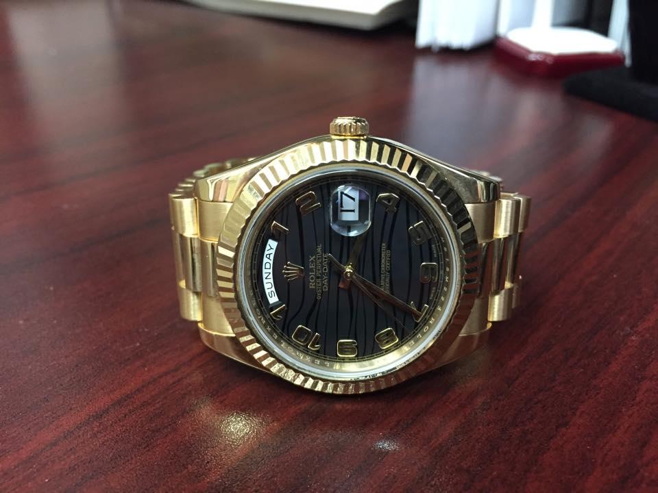 Rolex President Day-Date II - $24,500
