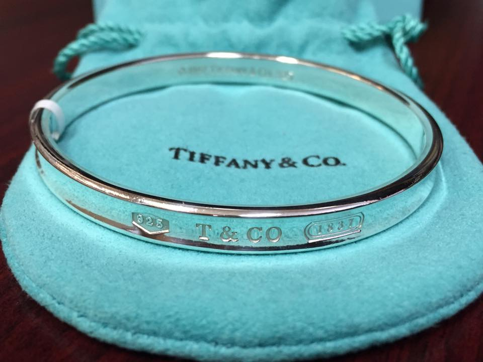 Tiffany & Co. 1837 Bangle - $400