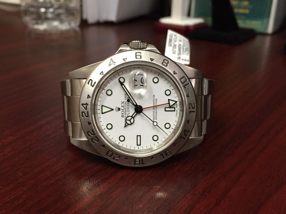 Rolex Polar Explorer II - $4200