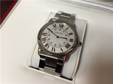 Cartier Ronde Solo Automatic Watch - $1850