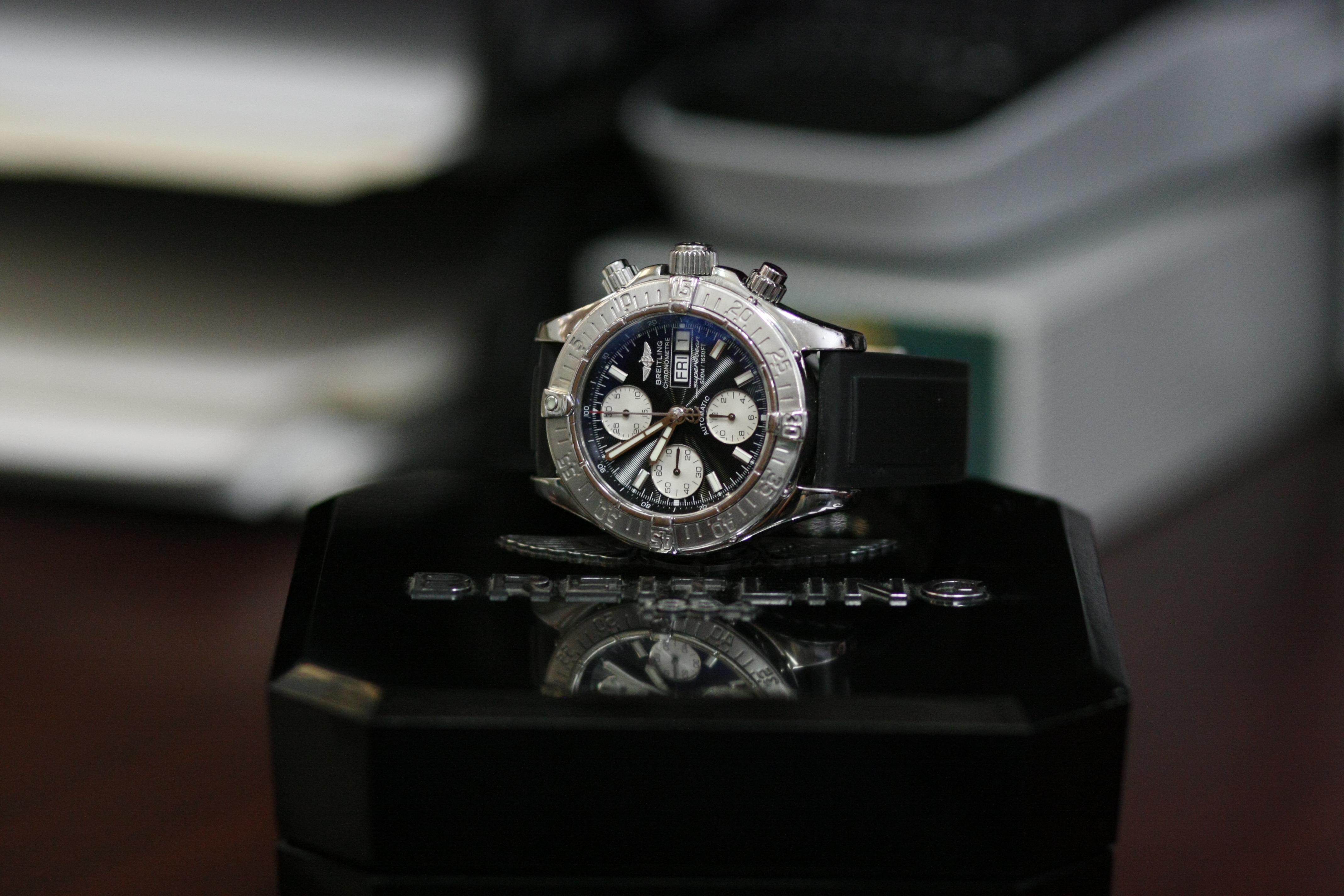 Breitling Superocean - $2,000