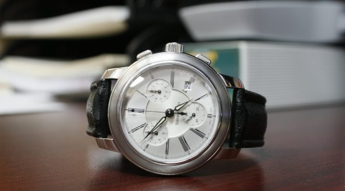 mark chronograph