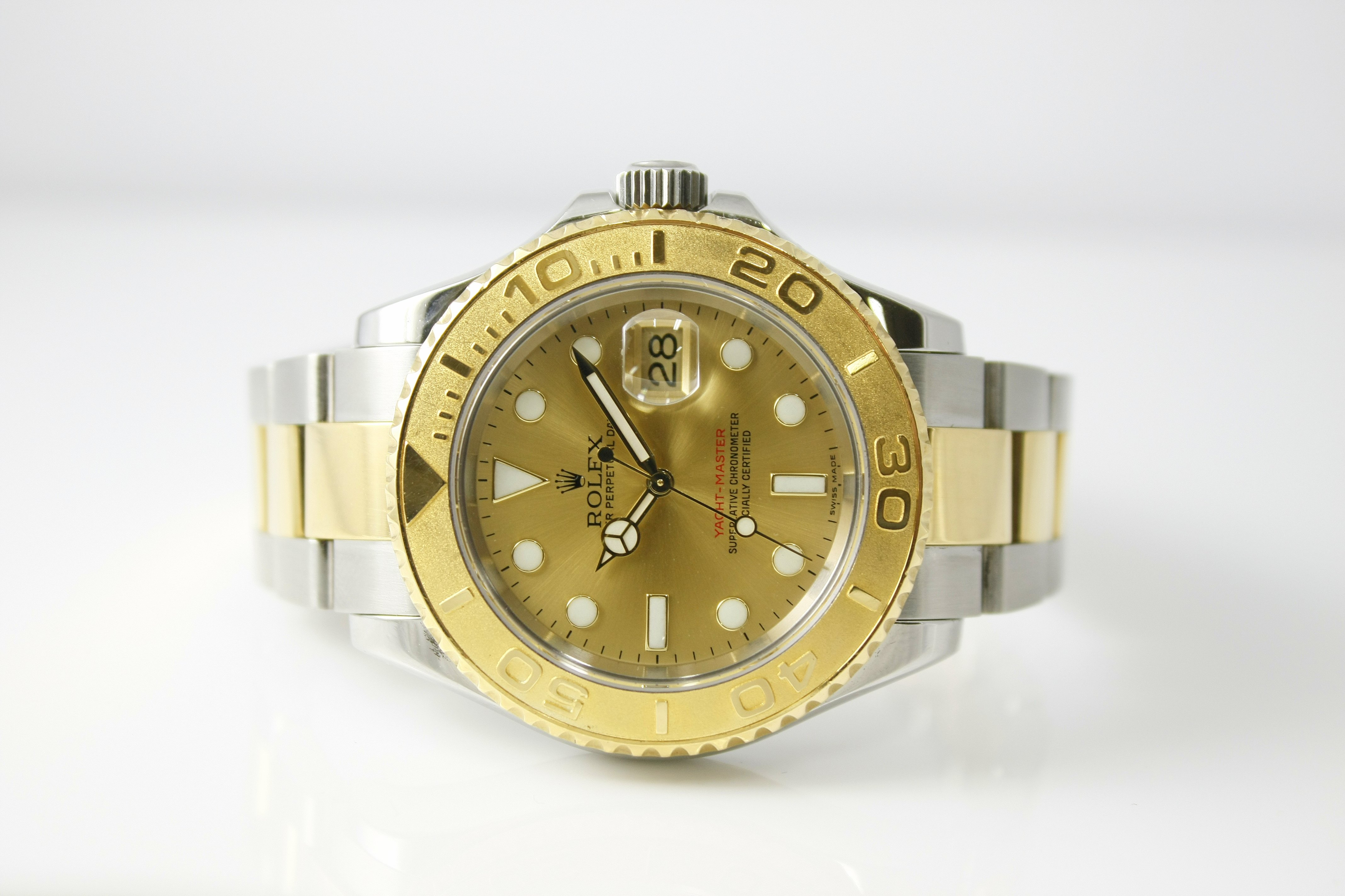 Rolex Yacht-Master Two-Tone - $7,600