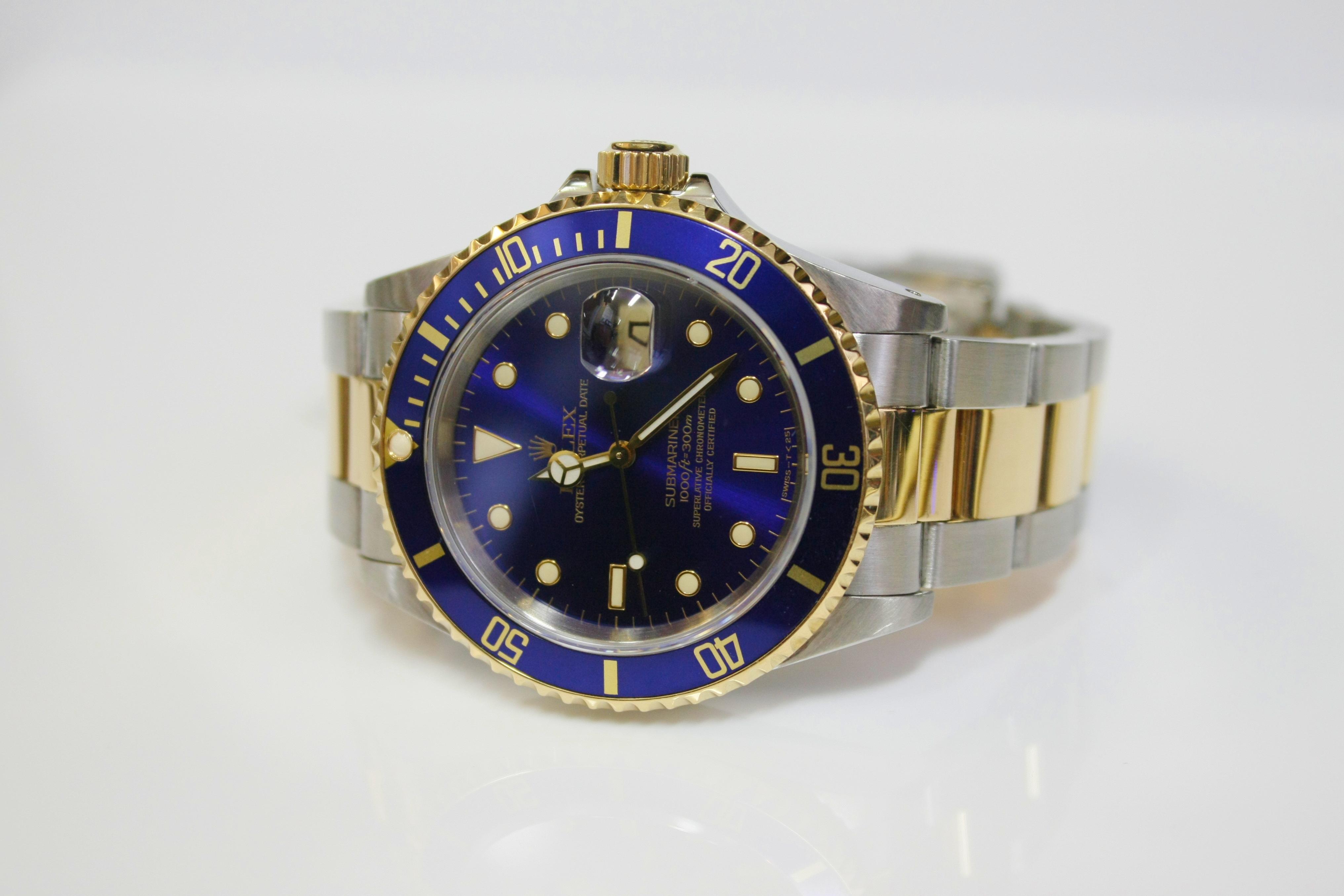 Rolex Submariner - $6,400