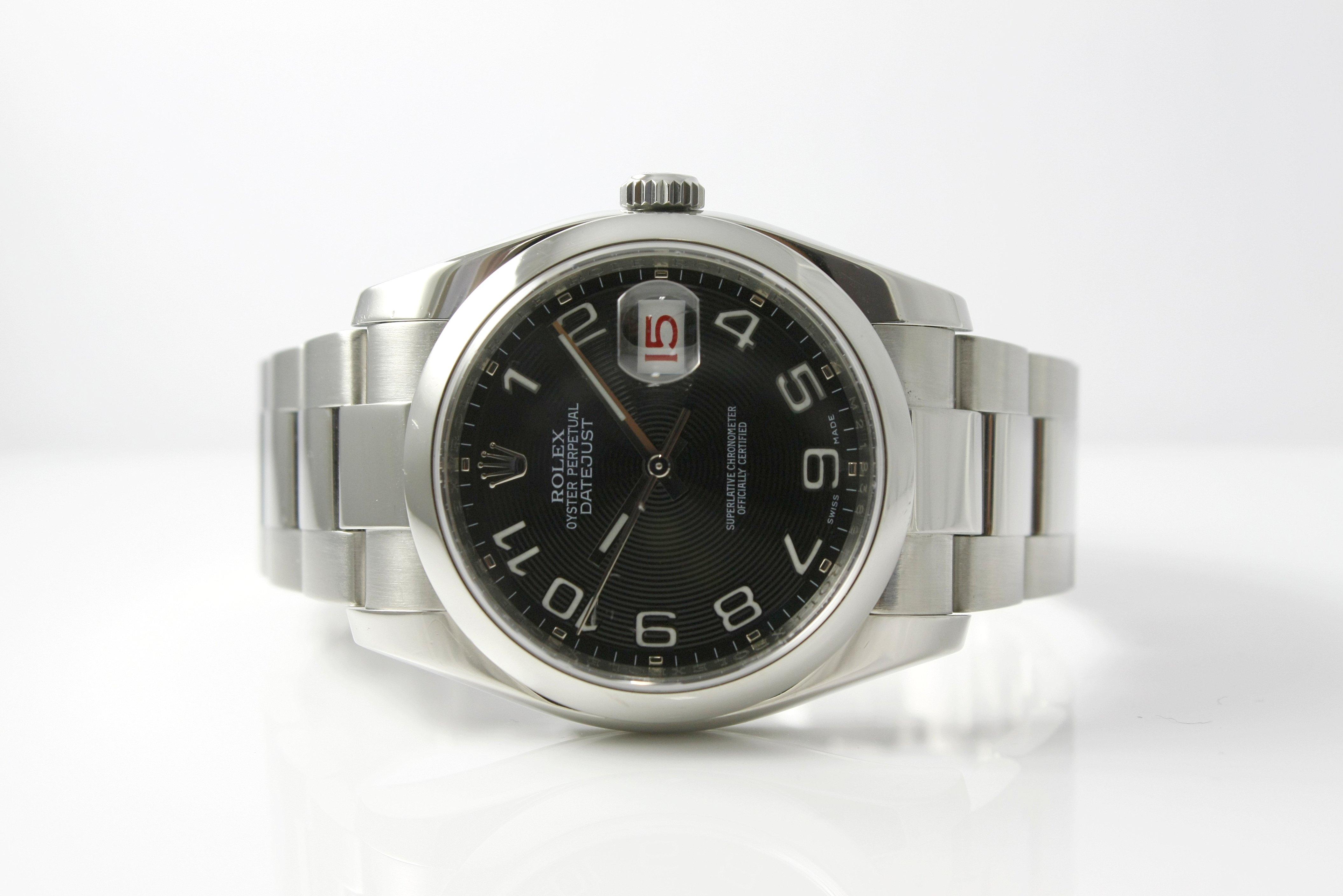 Rolex Datejust - $4,000