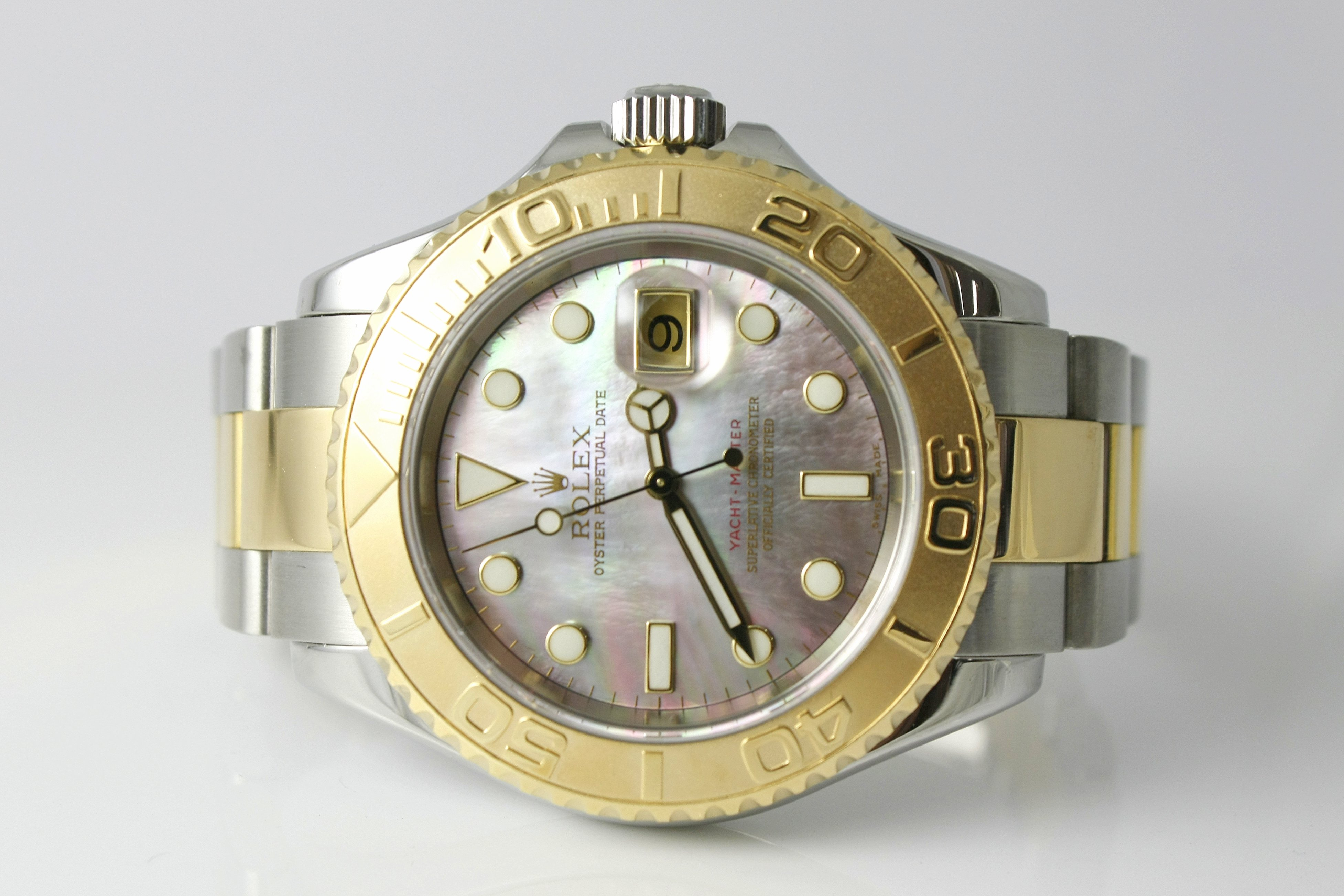Rolex Yacht-Master Two-Tone - $8,900