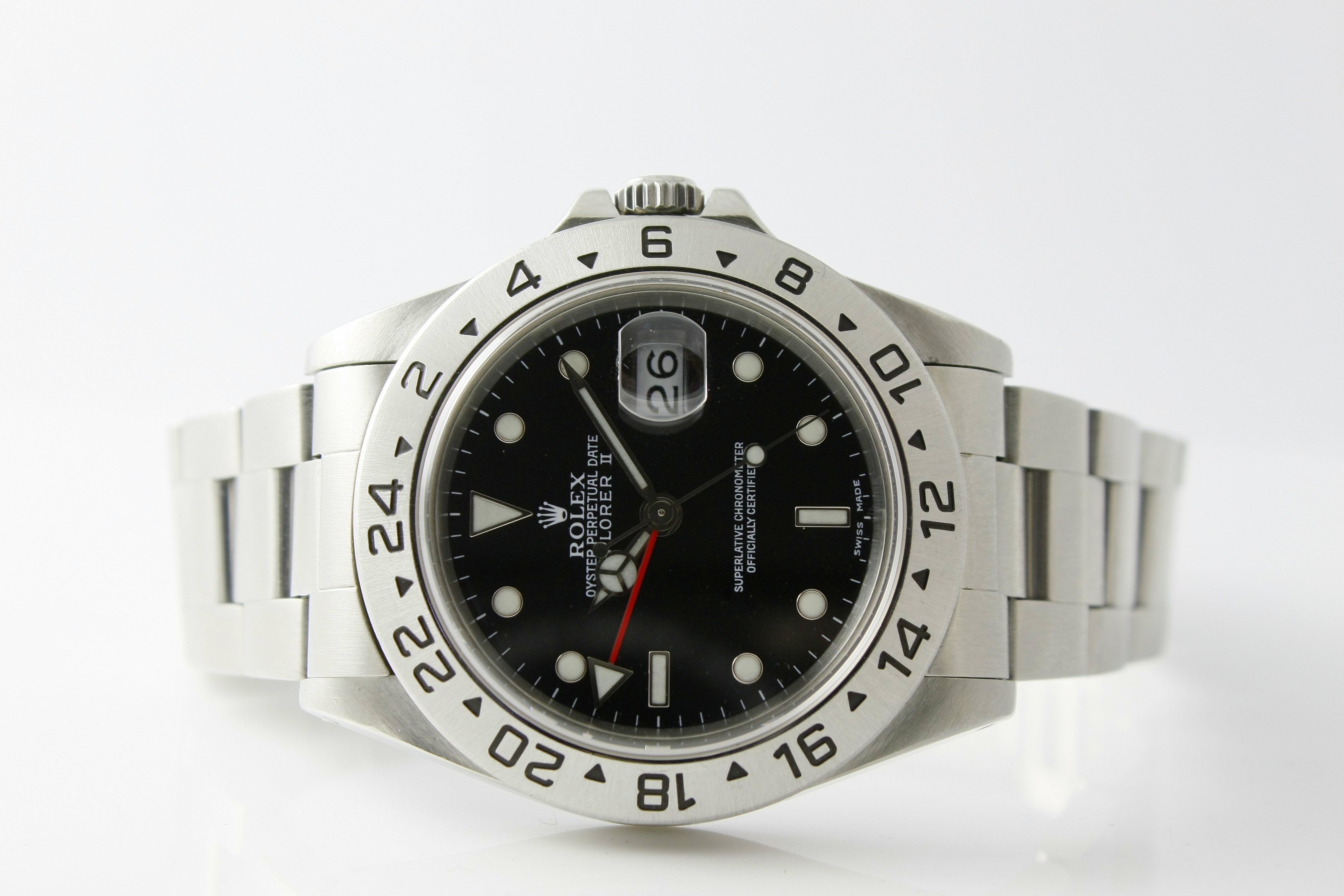 Rolex Explorer - $4,300