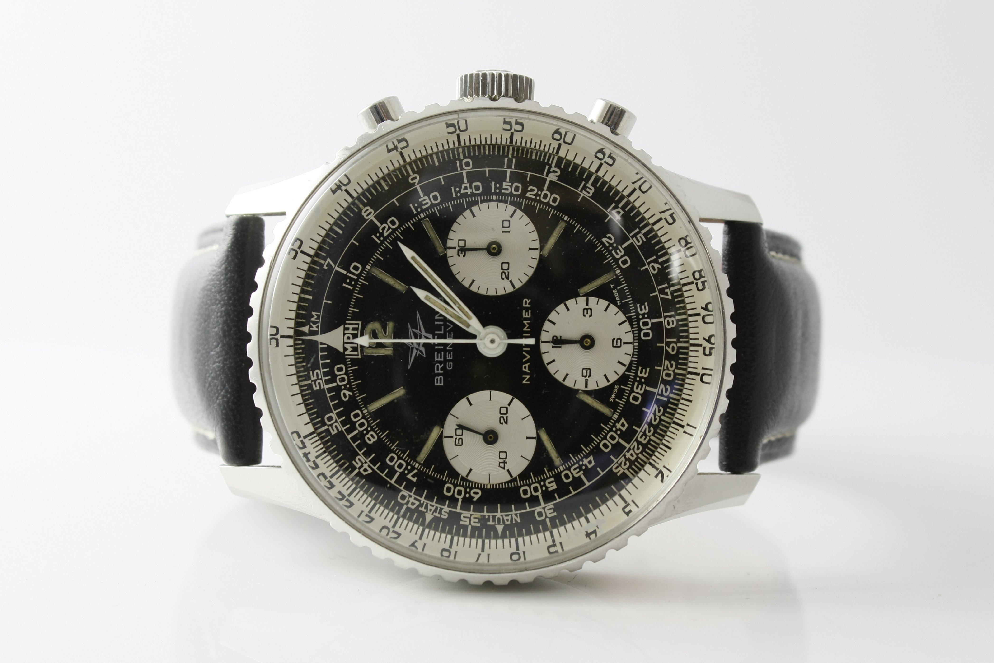 Vintage Breitling Navitimer 806 - $2,400