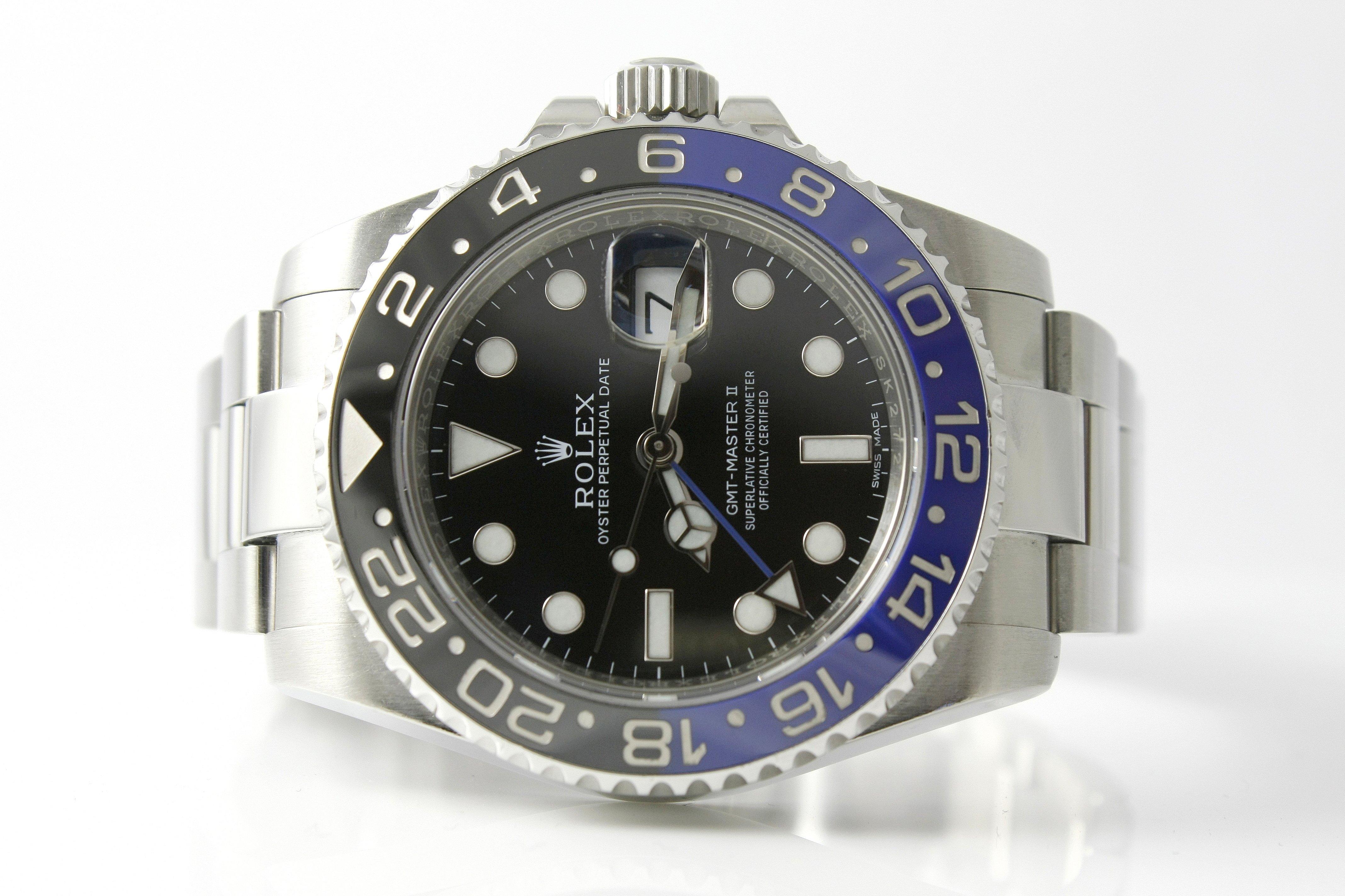 Rolex GMT-Master II - $9,700