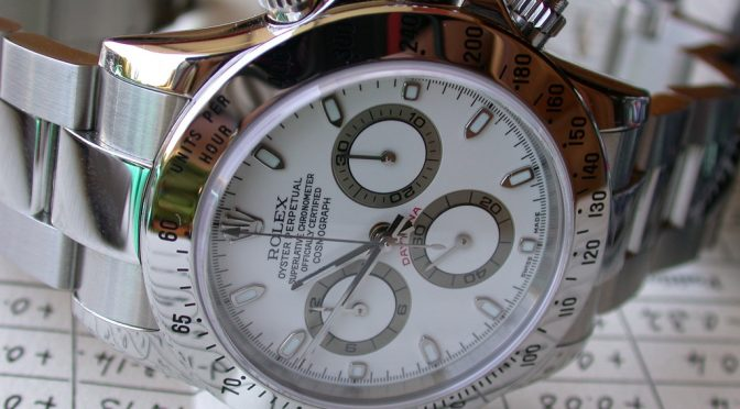 The Rolex Daytona