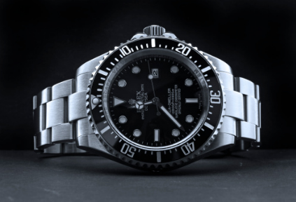 The famous Rolex Watch