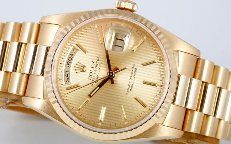 Fun Facts: Rolex Day-Date